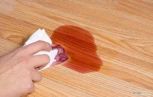 fläckborttagning på alla slags golv